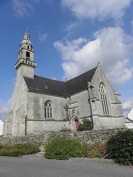 Photo du Monument Historique Chapelle Notre-Dame de Populo situé à Landudal