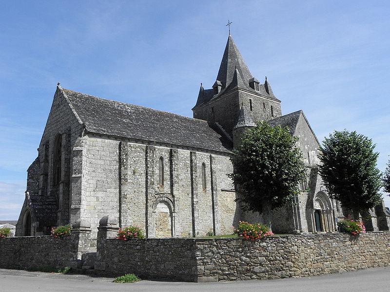 Photo du Monument Historique Chapelle Notre-Dame de Kernitron situé à Lanmeur