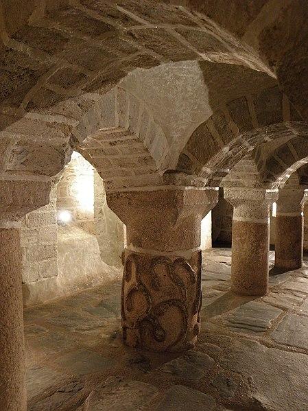 Photo du Monument Historique Eglise Saint-Mélar situé à Lanmeur