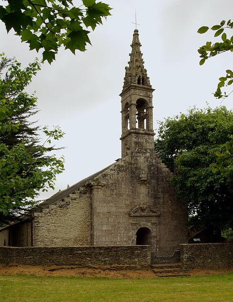 Photo du Monument Historique Chapelle Saint-Maudet situé à Lennon