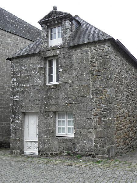 Photo du Monument Historique Vieille maison situé à Locronan