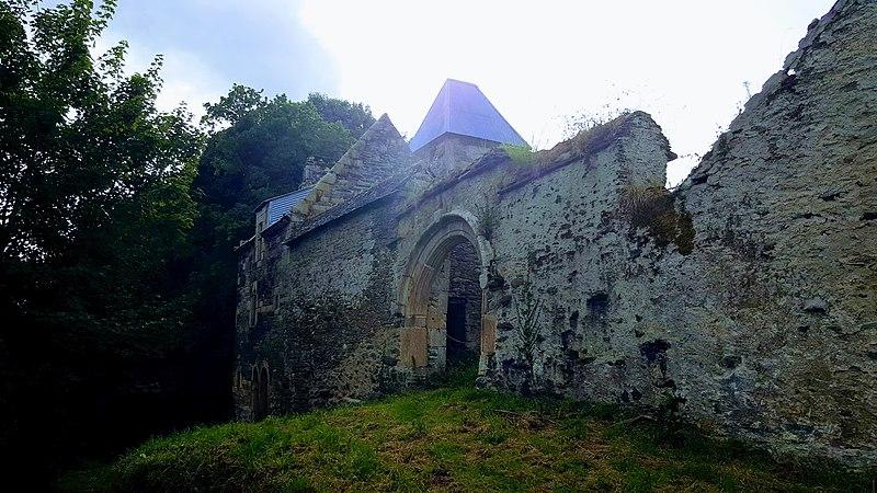 Photo du Monument Historique Manoir de Kéroch'iou situé à Morlaix