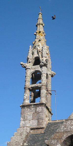 Photo du Monument Historique Chapelle Sainte-Barbe situé à Névez