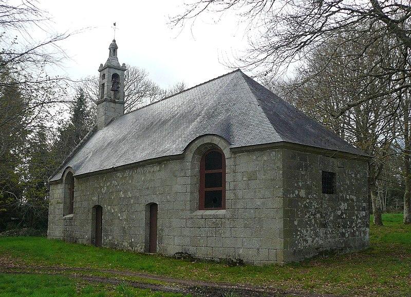 Photo du Monument Historique Chapelle Saint-Mathieu situé à Névez