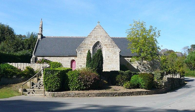 Photo du Monument Historique Chapelle Saint-Nicolas situé à Névez