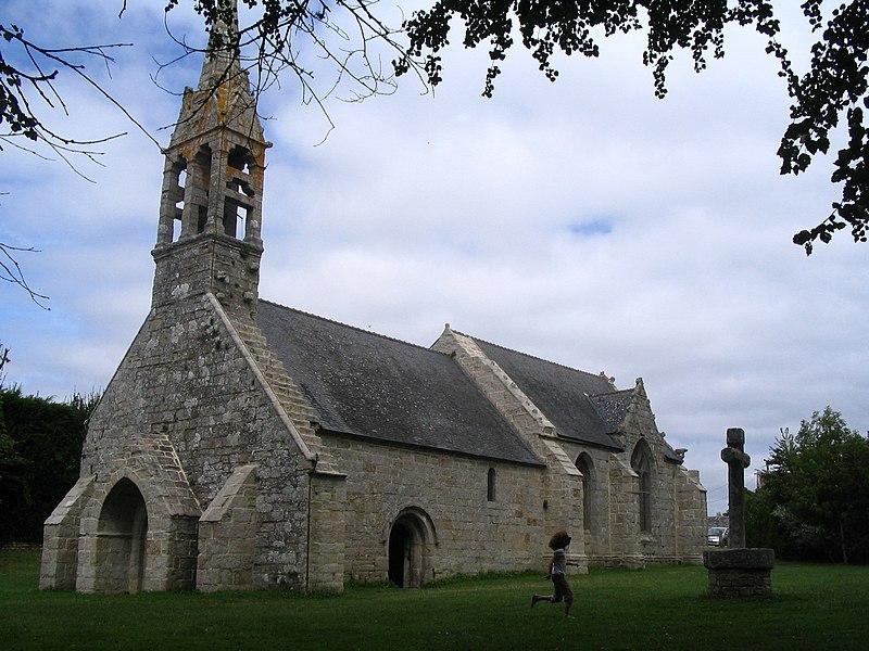 Photo du Monument Historique Chapelle de la Madeleine situé à Penmarch