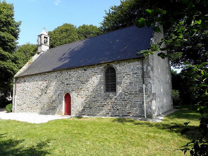 Photo du Monument Historique Chapelle Saint-Joseph situé à Peumérit