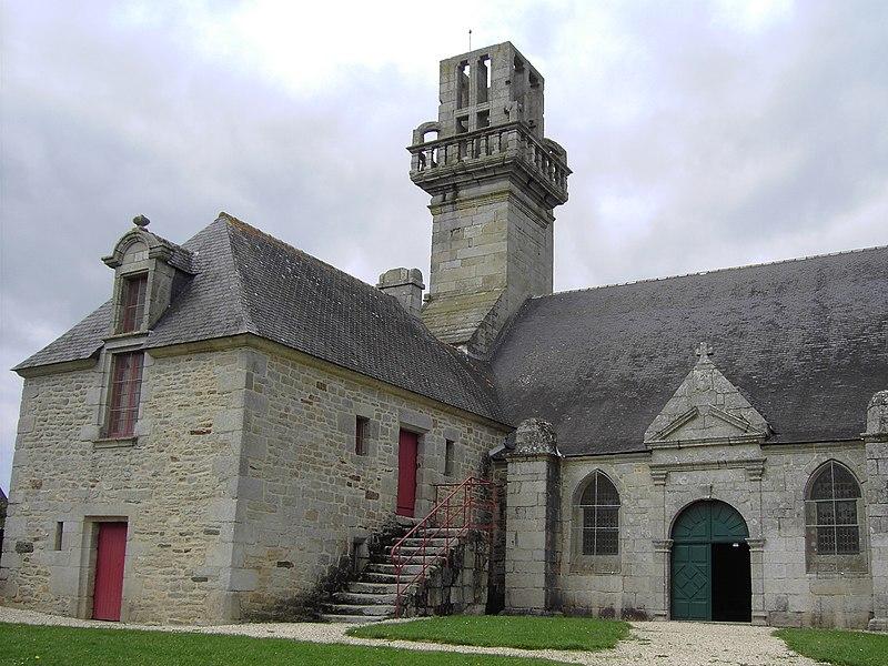 Photo du Monument Historique Chapelle Notre-Dame de Languivoa situé à Plonéour-Lanvern