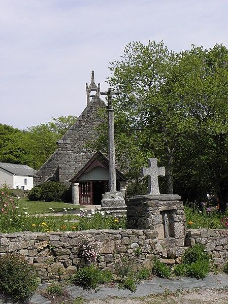 Photo du Monument Historique Chapelle Saint-Antoine situé à Plouézoch