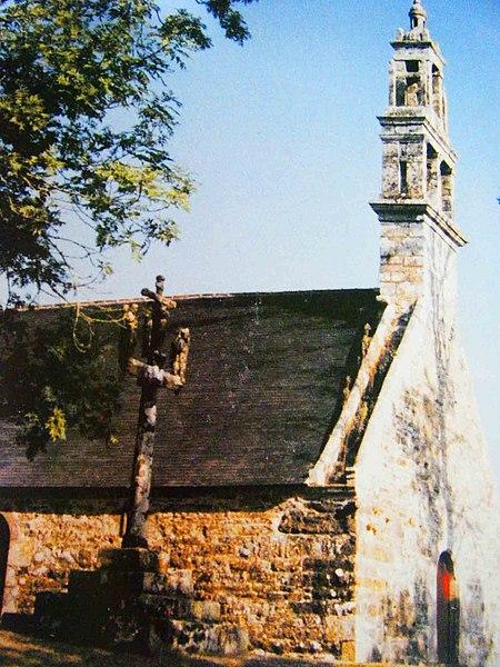 Photo du Monument Historique Chapelle Saint-Guénolé situé à Plougastel-Daoulas