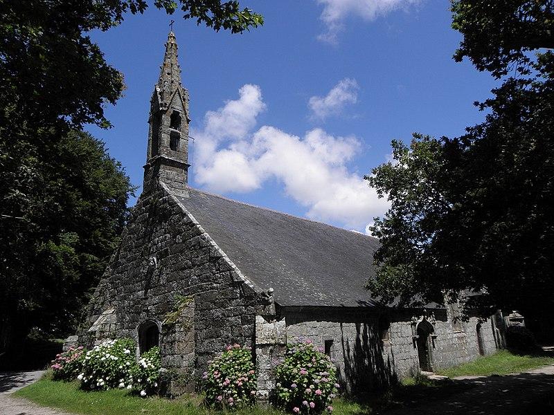 Photo du Monument Historique Chapelle Notre-Dame de Trémalo situé à Pont-Aven