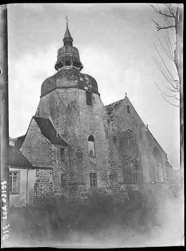 Photo du Monument Historique Eglise Notre-Dames-des-Carmes situé à Pont-l'Abbé