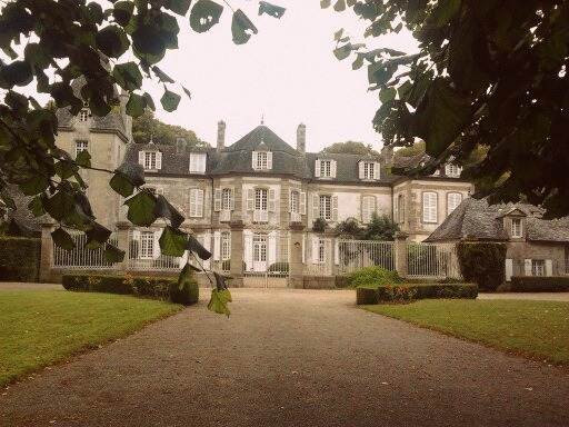 Photo du Monument Historique Château de Bagatelle situé à Saint-Martin-des-Champs