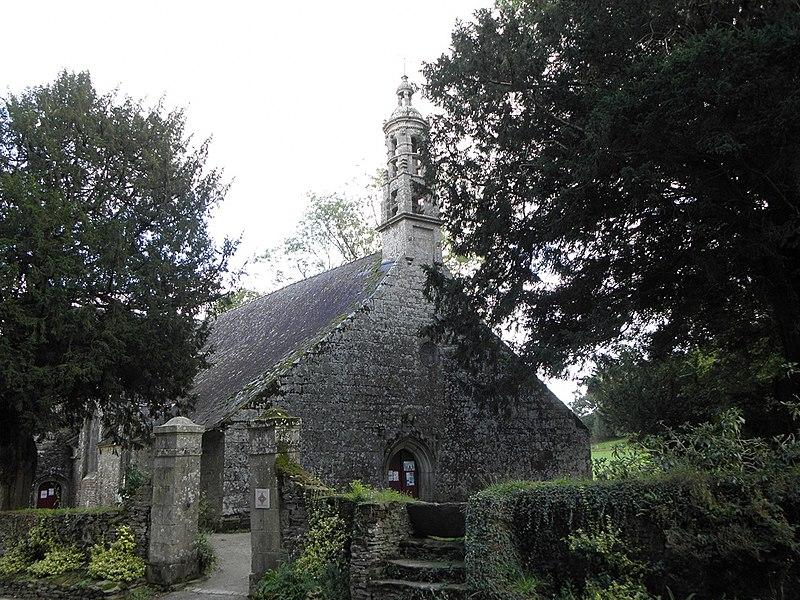 Photo du Monument Historique Chapelle Notre-Dame-du-Crann situé à Spézet