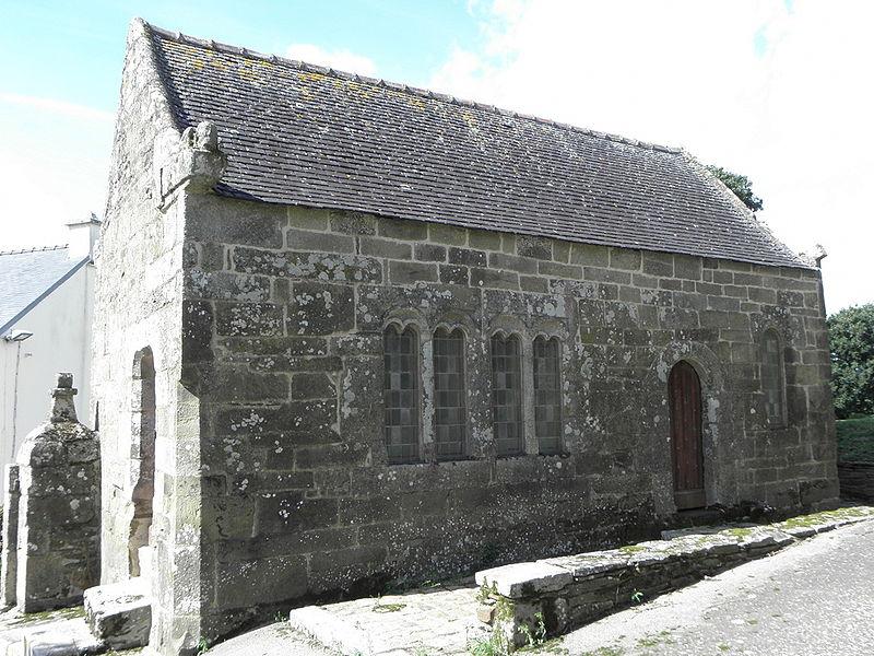 Photo du Monument Historique Ossuaire situé à Spézet