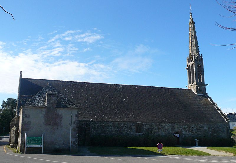 Photo du Monument Historique Chapelle Saint-Philibert situé à Trégunc