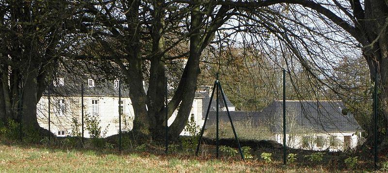 Photo du Monument Historique Manoir Traon Feunteniou, à Ploujean situé à Morlaix