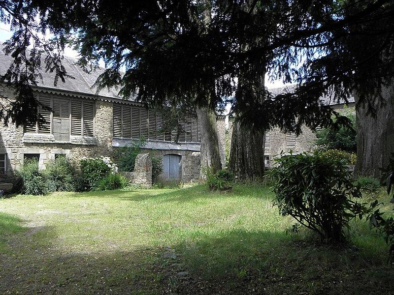 Photo du Monument Historique Ancienne tannerie de Mestual situé à Landivisiau