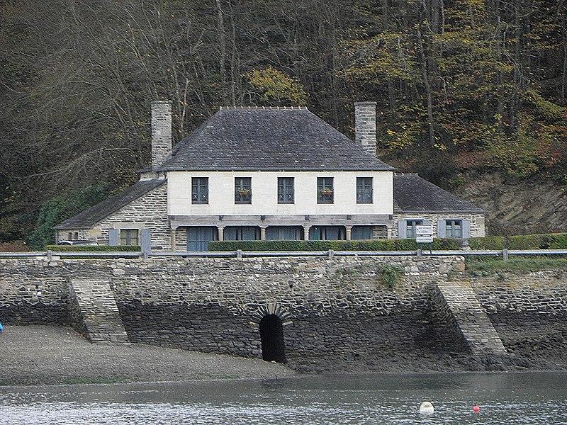 Photo du Monument Historique Maison dite Le Clique situé à Morlaix
