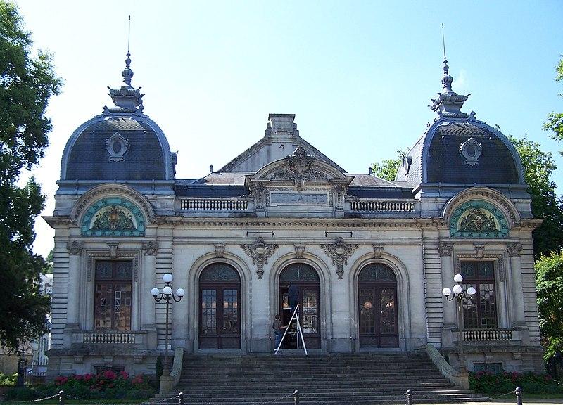 Photo du Monument Historique Théâtre situé à Quimper