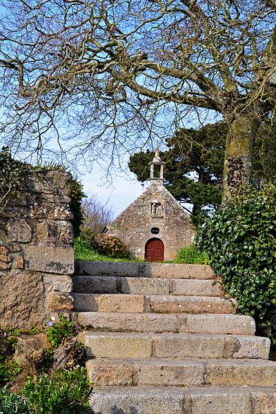 Photo du Monument Historique Chapelle Saint-Charles-Borromée situé à Saint-Pol-de-Léon
