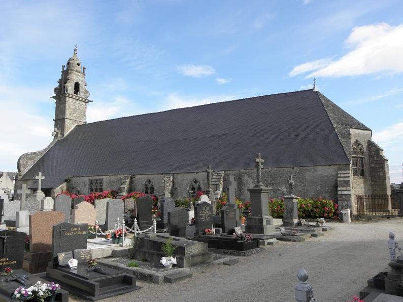 Photo du Monument Historique Eglise Saint-Pierre situé à Saint-Pol-de-Léon