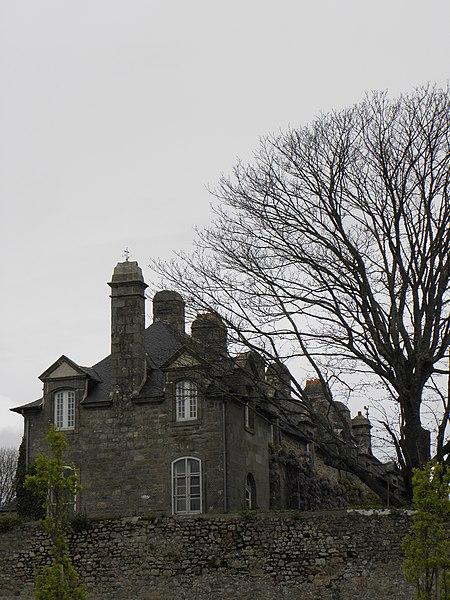 Photo du Monument Historique Maison situé à Saint-Pol-de-Léon