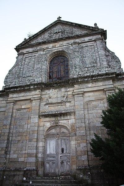Photo du Monument Historique Ancien Grand séminaire et sa chapelle situé à Quimper