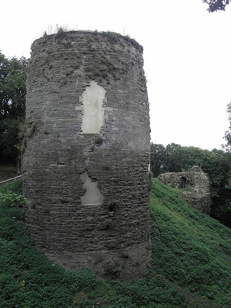 Photo du Monument Historique Château de Penhoat situé à Saint-Thégonnec