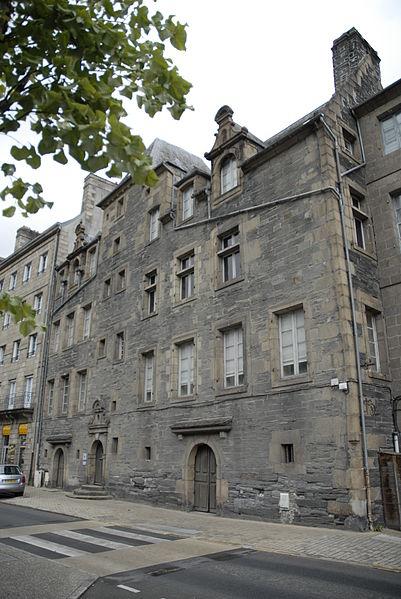 """Photo du Monument Historique Maison dite """"Pénanault"""" situé à Morlaix"""