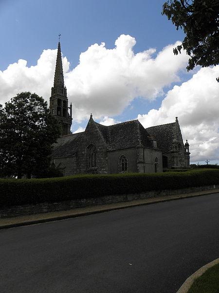 Photo du Monument Historique Eglise Saint-Pierre situé à Plougourvest