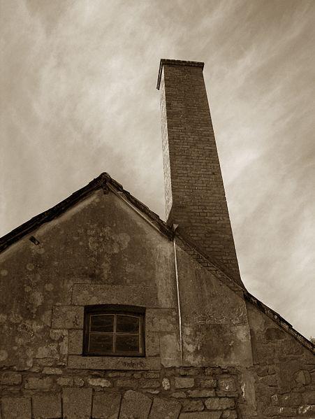 Photo du Monument Historique Ancienne conserverie Alexis Le Gall situé à Loctudy