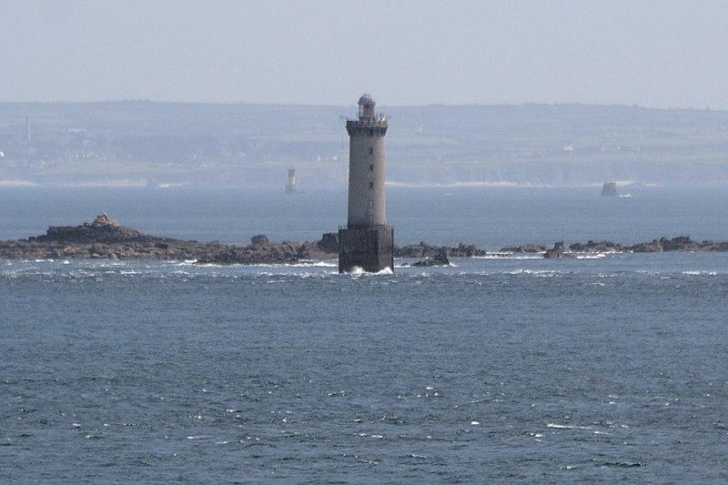 Photo du Monument Historique Phare de Kéréon situé à Ile-Molène