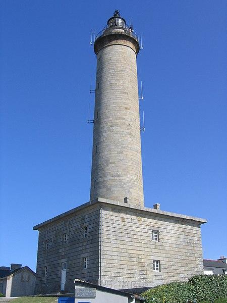 Photo du Monument Historique Phare de l'île de Batz situé à Ile-de-Batz