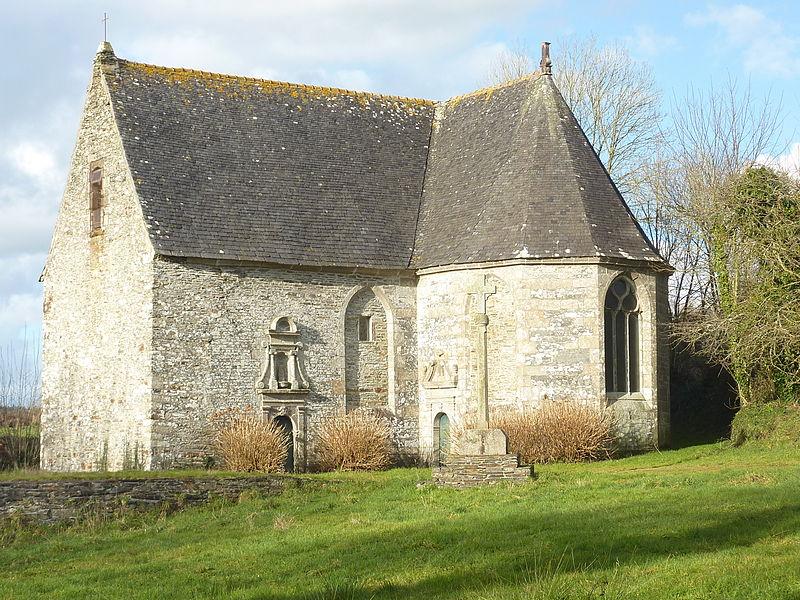 Photo du Monument Historique Chapelle Saint-Ildut situé à Sizun