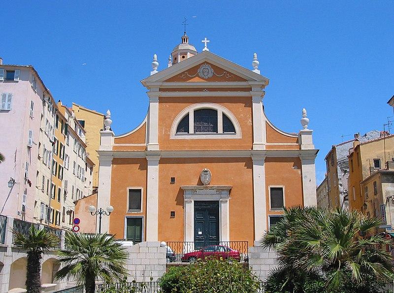 Photo du Monument Historique Cathédrale Santa Maria Assunta ou cathédrale Notre-Dame situé à Ajaccio