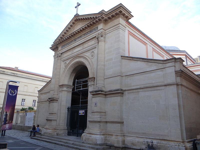 Photo du Monument Historique Chapelle Impériale situé à Ajaccio