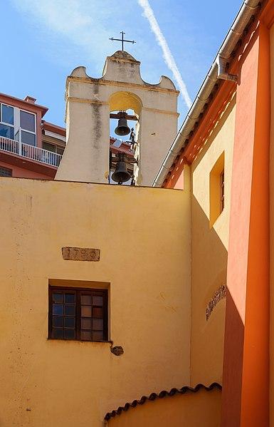 Photo du Monument Historique Oratoire Saint-Roch situé à Ajaccio