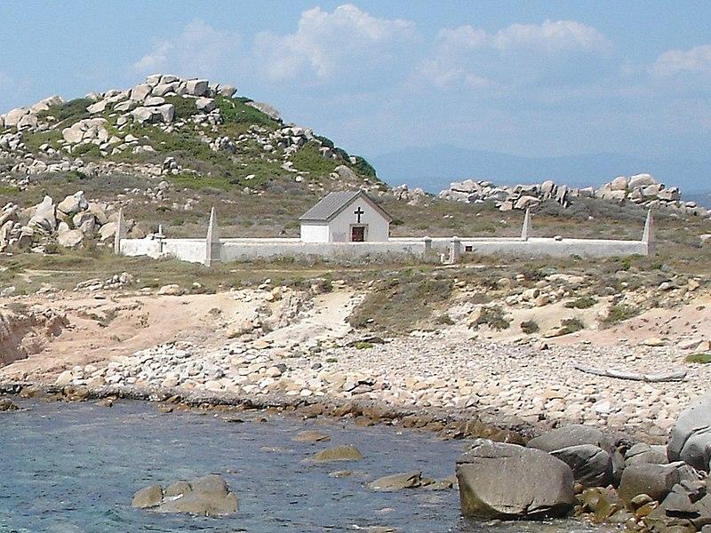 Photo du Monument Historique Cimetières militaires et stèle commémorative situé à Bonifacio