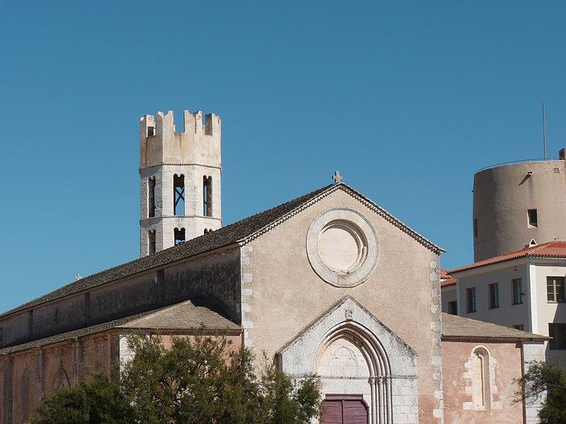Photo du Monument Historique Eglise Saint-Dominique situé à Bonifacio
