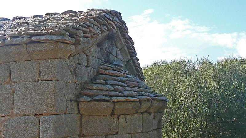 Photo du Monument Historique Chapelle San-Quilico de Montilati situé à Figari