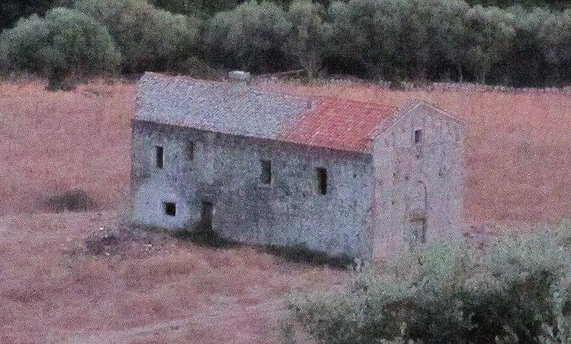 Photo du Monument Historique Ancienne église Saint-Jean-Baptiste situé à Grossa