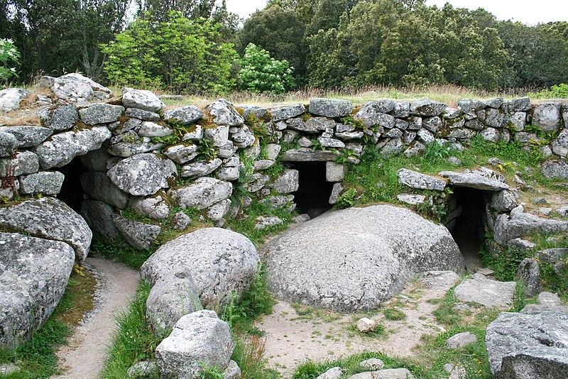 Photo du Monument Historique Site archéologique de Cucuruzzu situé à Levie