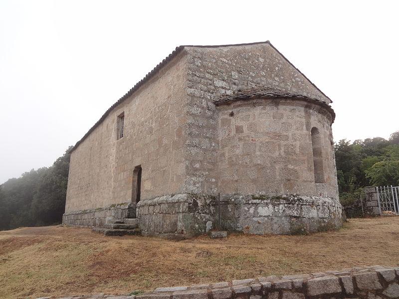 Photo du Monument Historique Chapelle Sainte-Marie situé à Quenza