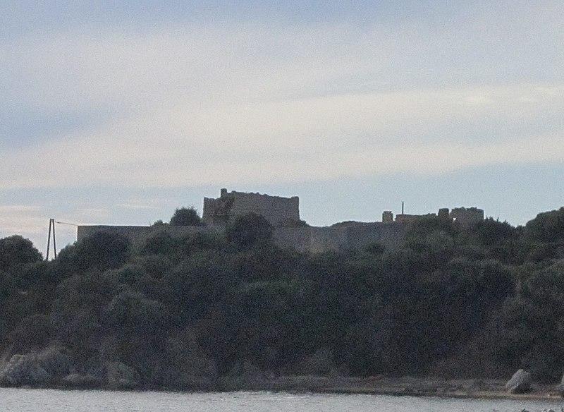 Photo du Monument Historique Fortin de Tizzano situé à Sartène