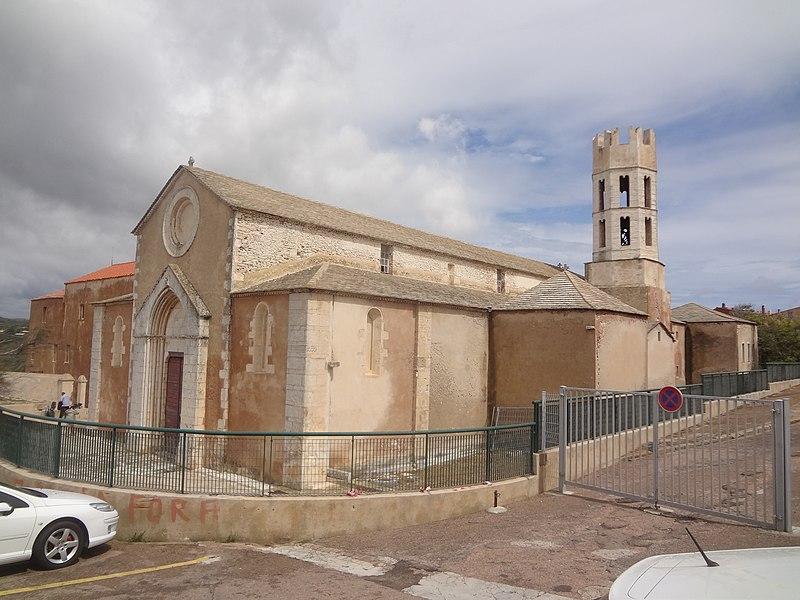 Photo du Monument Historique Ancien couvent Saint-Dominique situé à Bonifacio