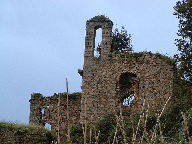 Photo du Monument Historique Couvent Saint-Antoine situé à Olmeto