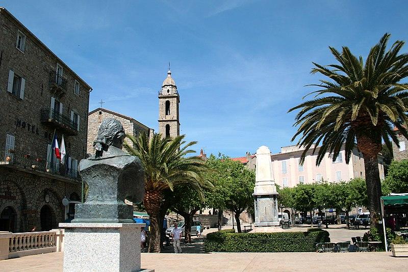 Photo du Monument Historique Hôtel de ville situé à Sartène