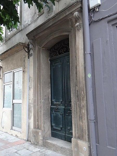 Photo du Monument Historique Immeuble situé à Ajaccio