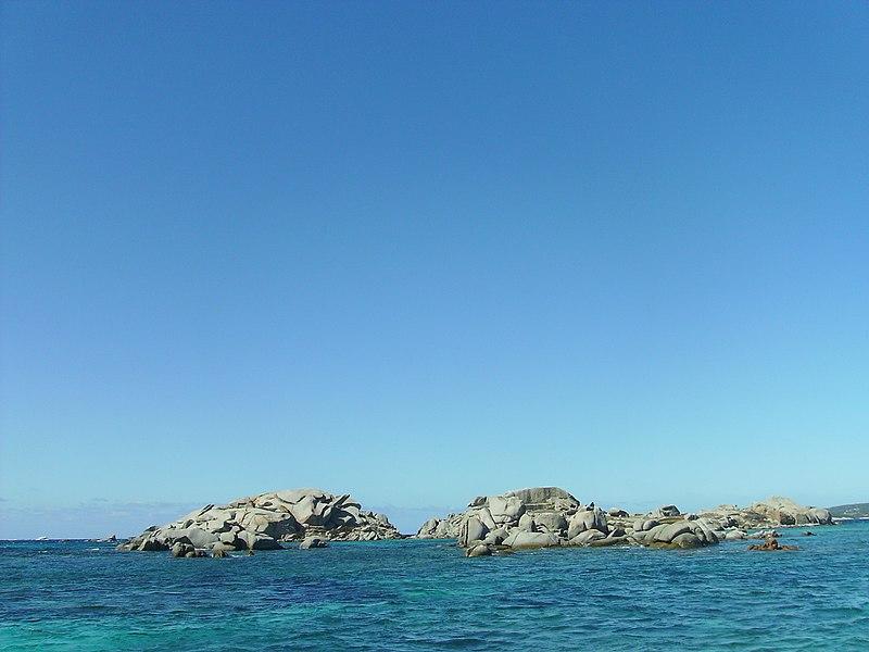 Photo du Monument Historique Carrière romaine situé à Bonifacio